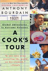 A Cook's Tour Book By Anthony Bourdain