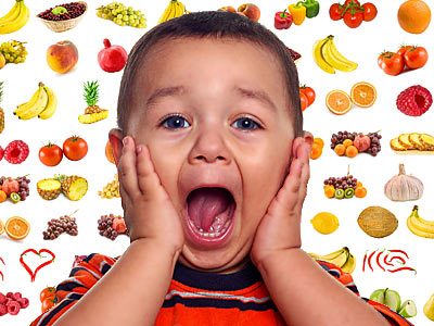 YummyDelicious.com - ? Oh no - I will cook! No vegetables. No fruit. How about pizza and candy??