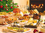 A Holiday Feast - All that's Yummy and Delicious!