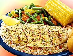Long John Silvers Introduces Healthy Freshside Grills