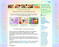 YummyDelicious.com/blog is a new addition to our traditional blogging format.  Yummy Delicious will feature articles, humor, insight and information into life's yummier and more delicious aspects, from food to eat to food for thought. Of particular interest: organic low water small space gardening, economical food choices, networking, computer access for information sourcing.